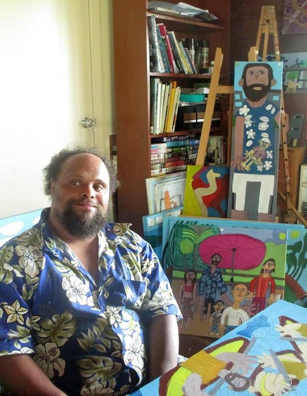 Zion Levy Stewart Studio Mullumbimby New South Wales Australia