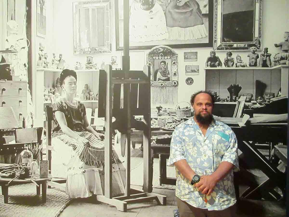 Frida Kahlo Exhibition Sydney 2016