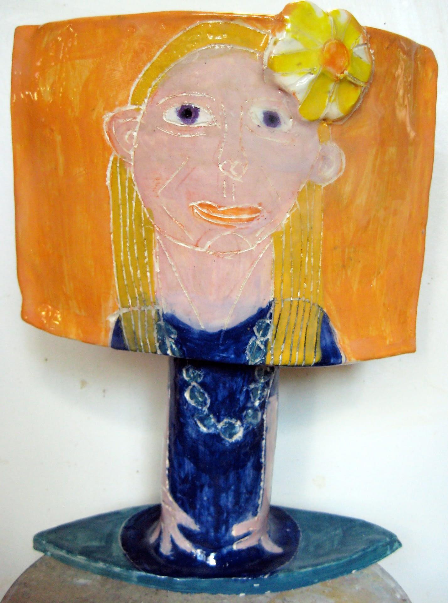 Portrait Pot Debbie